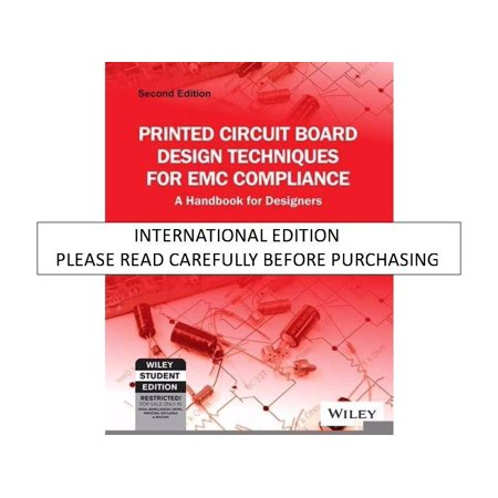 Printed Circuit Board Design Techniques For Emc Compliance   A Handbook For Designers