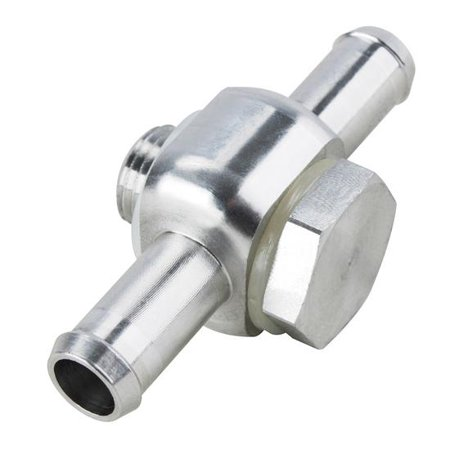 Dual Banjo Style Fuel Fitting, 5/16 Inch Hose