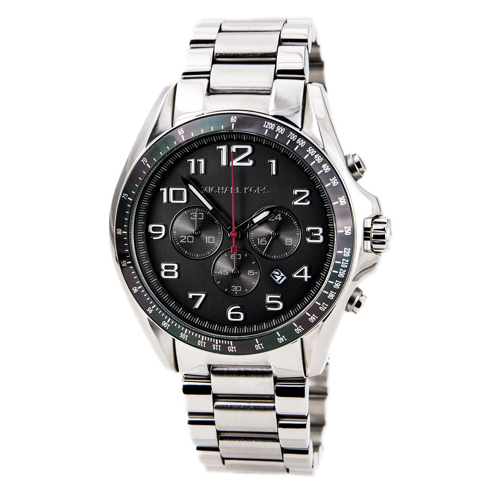bb154f192516 Michael Kors - Men s Watch Silver MK8245 - Walmart.com