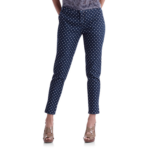 Faded Glory Women's Cropped Trouser Jeans