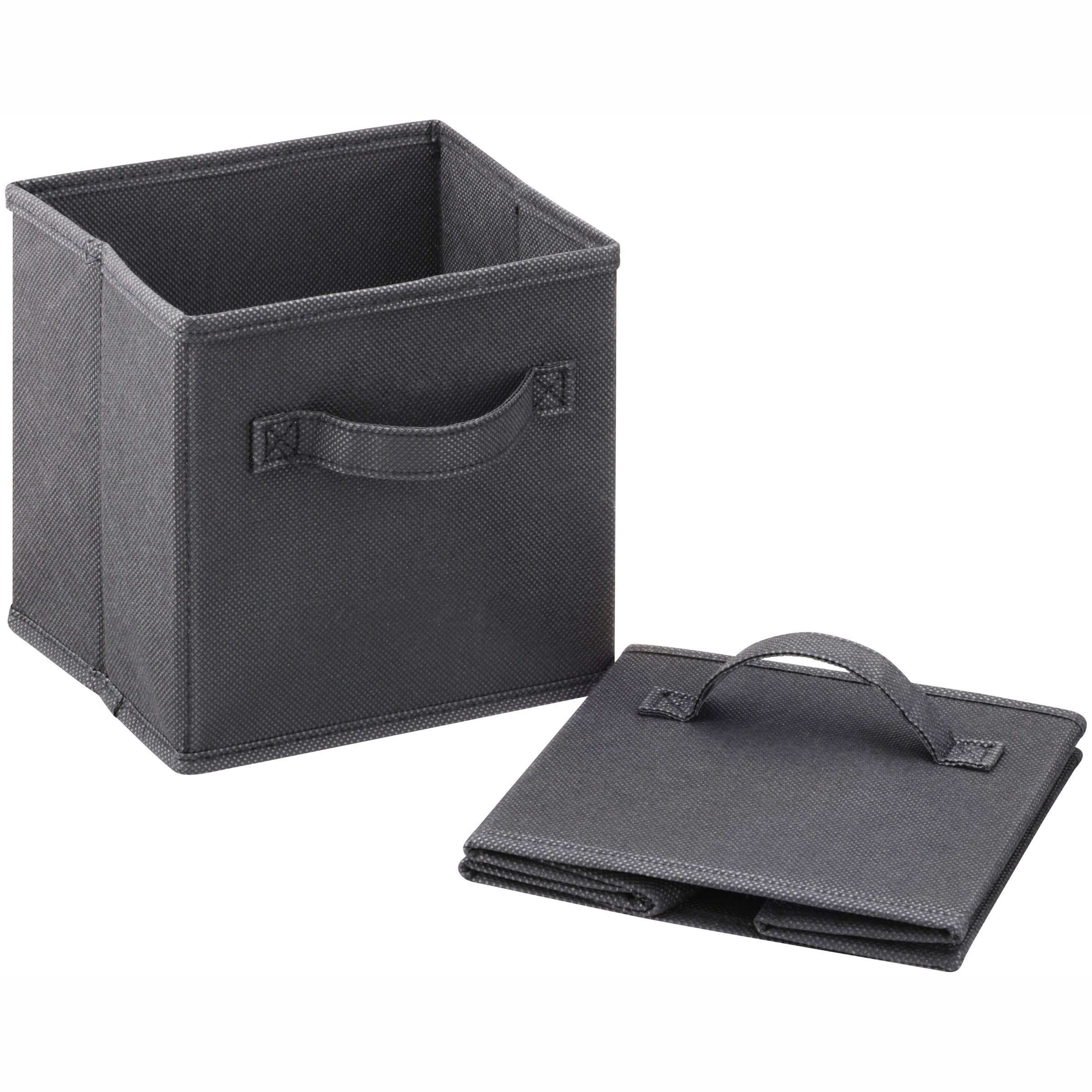 ClosetMaid® Cubeicals® Black Fabric Drawers 2 ct Pack