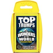 Top Trumps Wonders of the World Card Game