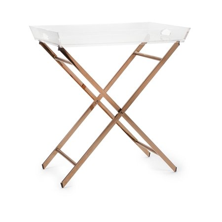 Clinton Scale Tables (Clinton Acrylic Tray Table )