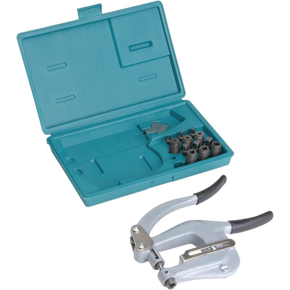 Grizzly H8019 Heavy-Duty Punch Set