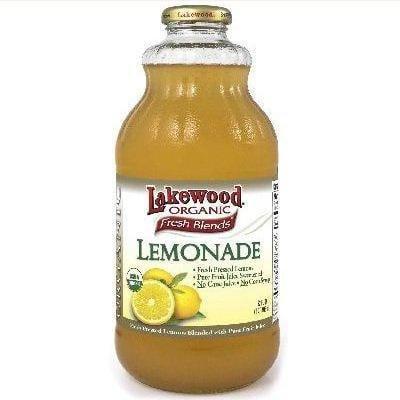12 Pack :       Lakewood Organic Lemonade Juice, 32-ounce...