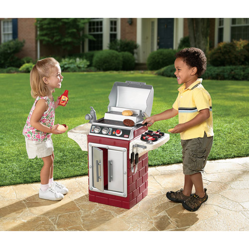 Little Tikes Backyard Barbeque, Get Out 'n Grill by Little Tikes