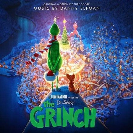 Dr. Seuss' The Grinch (Original Motion Picture Score) (CD) ()