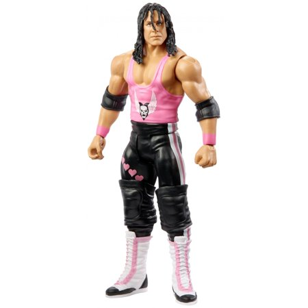 WWE Bret Hart (1991) Action Figure (Bret Hart Documentary Survival Of The Hitman)