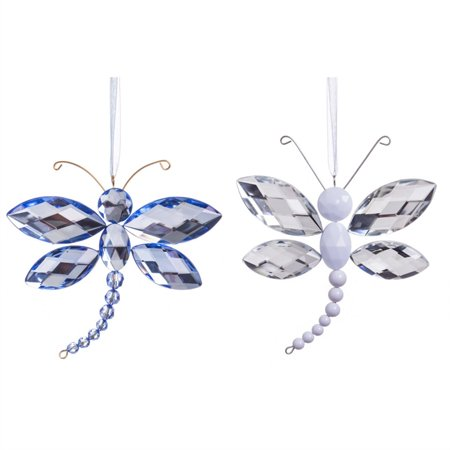 Dragonfly Ornaments (Dragonfly Metal Ornament, 2)