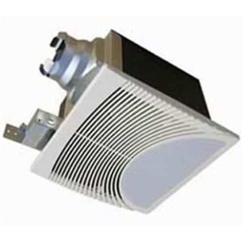 Aero Pure Bathroom Fans AP100L1 Aero Pure Fan -AP100L1- 80 CFM Very Quiet Bathroom Ventilation Fan with