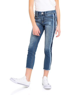 2ae3e994885 Product Image Distressed Super Skinny Ankle Jean (Little Girls & Big Girls)
