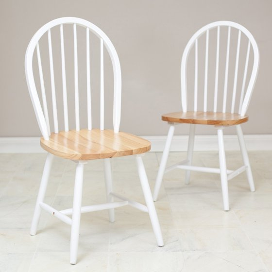 Boraam Farmhouse Dining Chairs - Set of 2