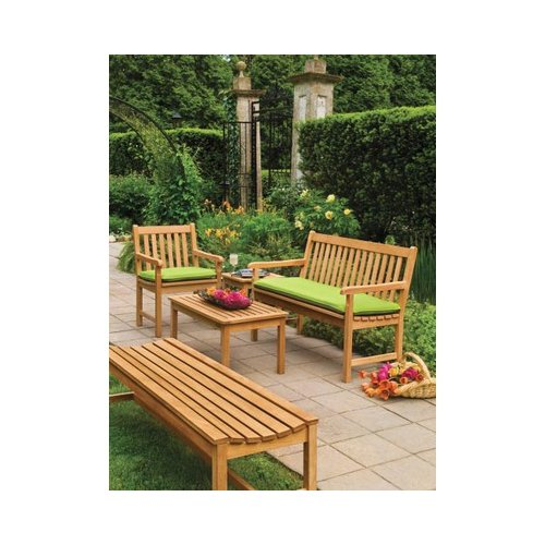 Oxford Garden FREE Table with Purchase! Classic Garden Bench Set