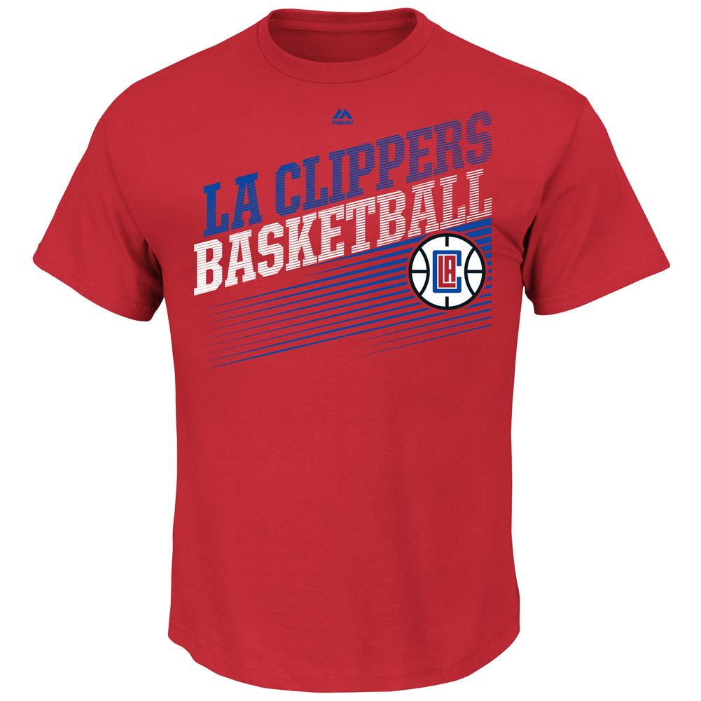 Los Angeles Clippers LA T-Shirt Winning Tactic Short Sleeve Tee