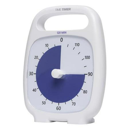 Make Timer (Time Timer TTMTTP7MTW Plus Make Time Edition 120-Minute Visual Timer )