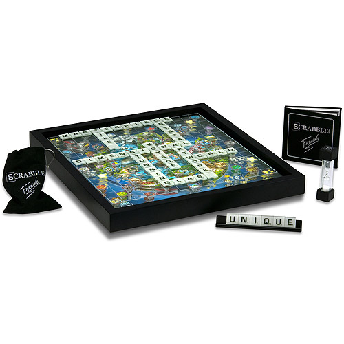 Winning Solutions Scrabble 3D World Edition by Charles Fazzino by Winning Solutions