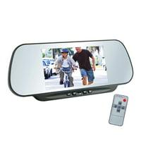 """Boyo VTM600M 6"""" LCD Rear View Mirror"""
