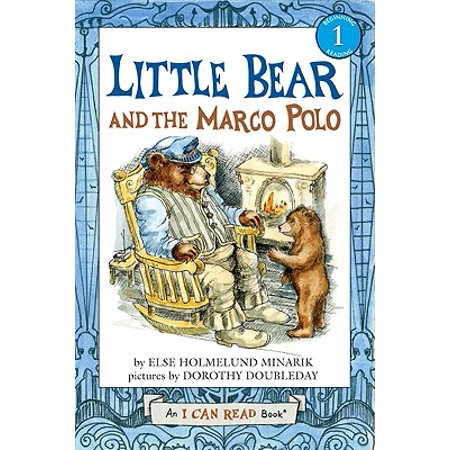 Little Tones Bear (Little Bear and the Marco Polo )