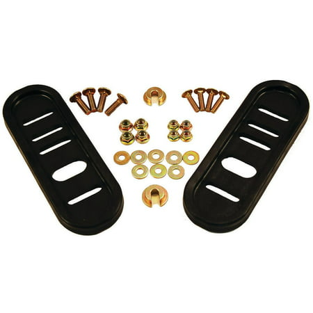 MTD Brands Snow Thrower Poly Slide Shoe Kit (Kit Snow Thrower)