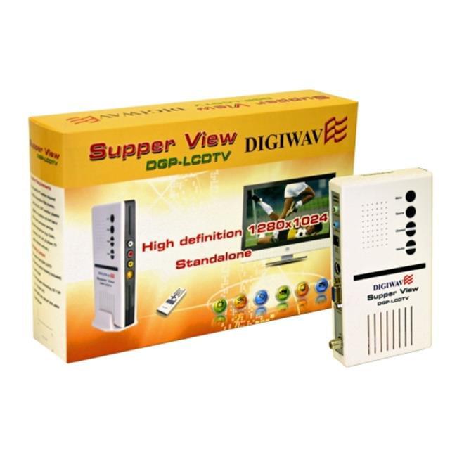 HomeVision Technology DGPLCDTVHD External LCD TV Turner B...