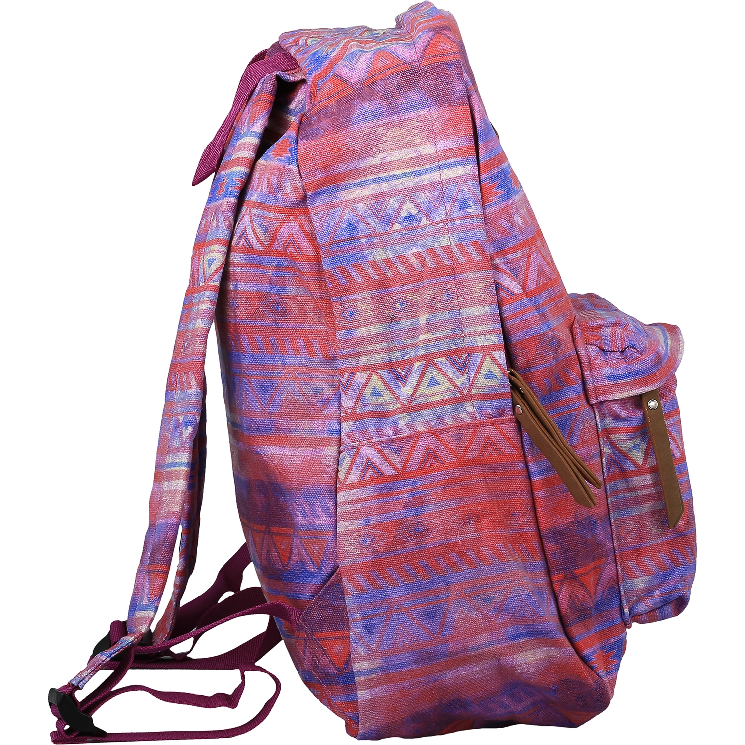 Dickies The Classic Canvas Canvas Backpack - Watercolor Tribal
