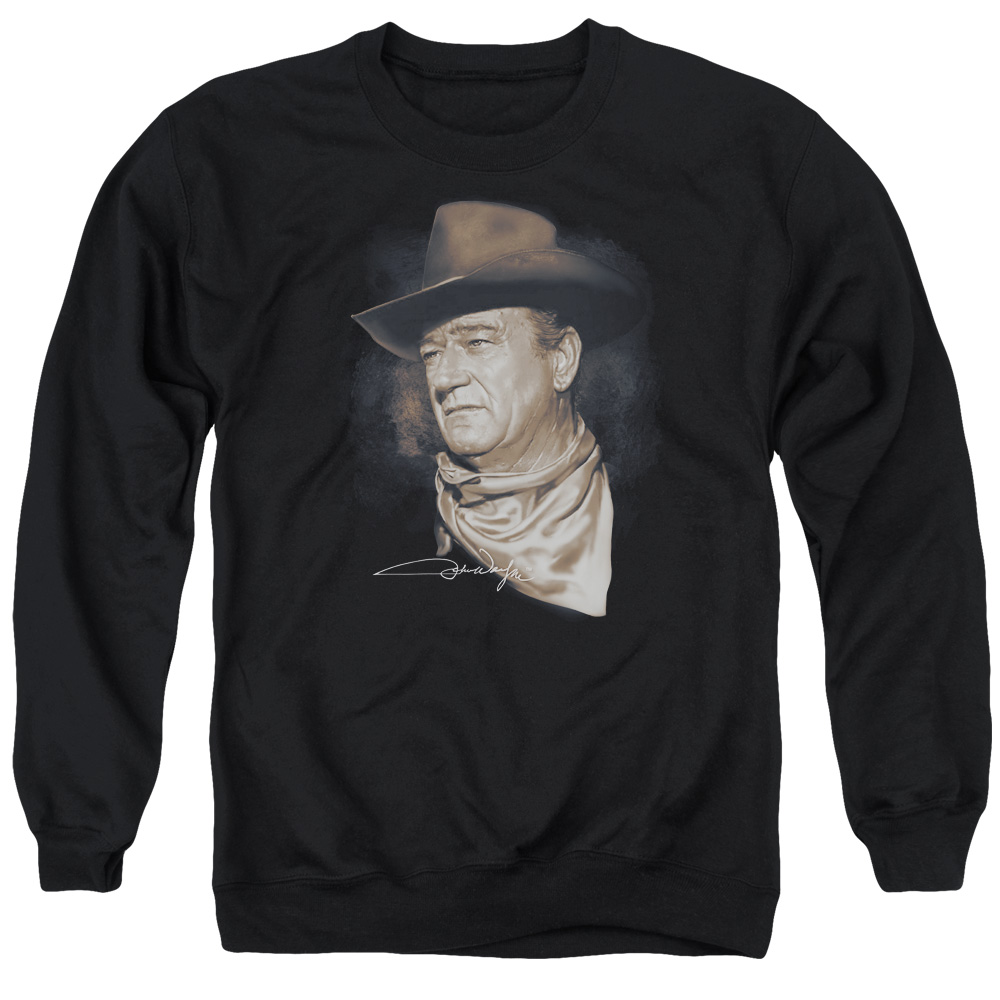 John Wayne The Duke Mens Crewneck Sweatshirt