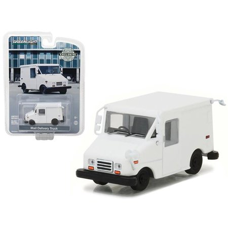 Long Live Postal Mail Delivery Vehicle (LLV) Hobby Exclusive 1/64 Diecast Model Car by (Live Car)