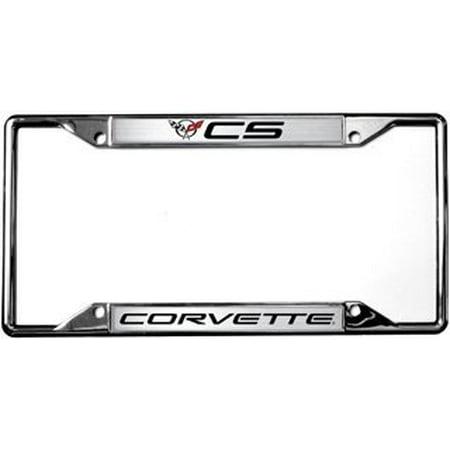 C5 / Corvette License Plate Frame