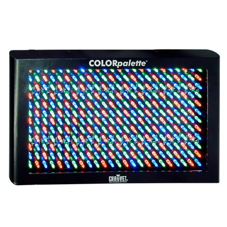 Chauvet DJ COLORpalette LED RGB 27 Channel DMX Wash/Colorful Panel Stage Light