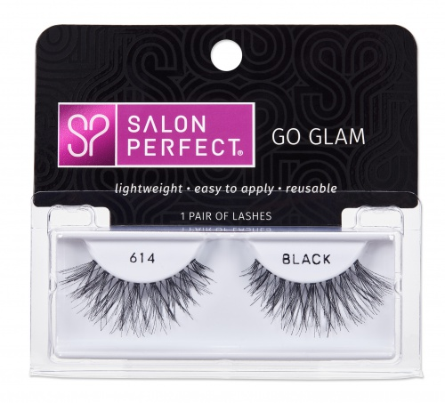 SALON PERFECT GLAMOUROUS LASH 614