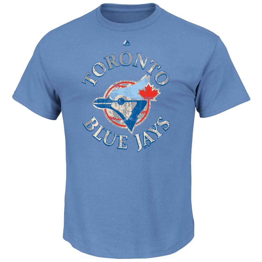 Toronto Blue Jays Majestic MLB First Among Equals Cooperstown S/S Men's T-Shirt
