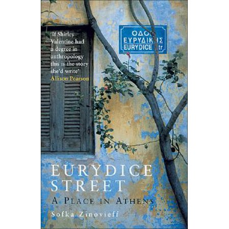 Eurydice Street : A Place in Athens (10 Best Places To Visit In Athens)