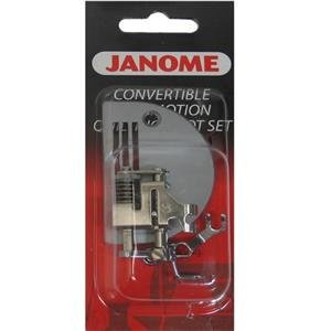 - Janome Convertible Free-Motion Quilting Foot Set #767433004 For Janome 1600P Series