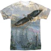 Wild Wings - Rebuilding America (Front/Back Print) - Short Sleeve Shirt - XX-Large