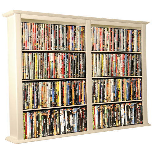 Venture Horizon VHZ Entertainment Double Wall Mounted Storage Rack