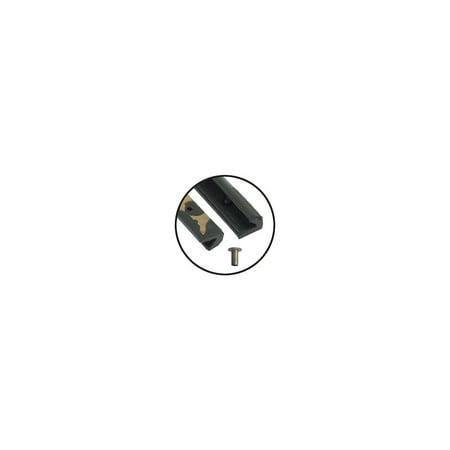 2 Door Hardtop Convertible - MACs Auto Parts  49-31647 Vent Window Back Edge Seals - Mercury Convertible & 2 Door Hardtop