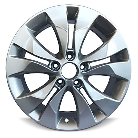 Alloy Wheel 5 Double Spoke - Honda CR-V 17 Inch 5 Lug 10 Spoke Alloy Rim/17x6.5 5-114.3 Alloy Wheel