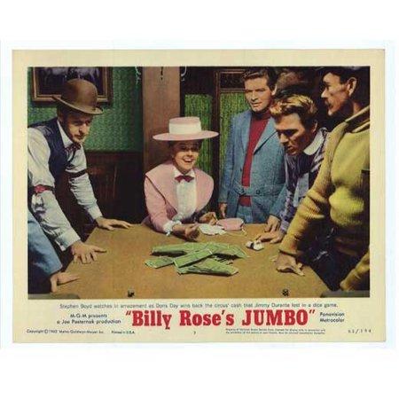 Billy Rose's Jumbo POSTER Movie C Mini - Jumbo Movie