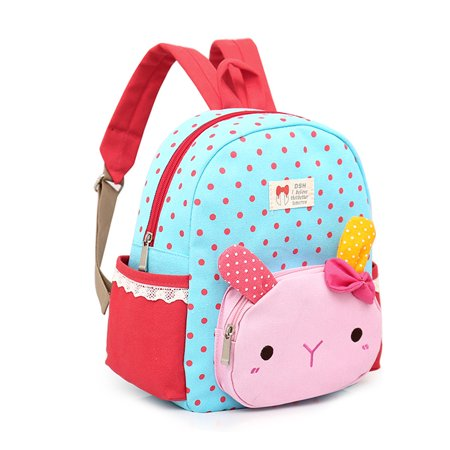 Preschool Craft Ideas For Halloween (Doll Toddler Backpack Pre School Bags Cute Cartoon Backpacks Kids Gift Ideas for Kids Boys Girls Canvas School)