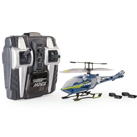 Air Hogs, Axis 400x, 4 Channel RC Helicopter, Grey, by Spin Master](4 Channel Helicopter)