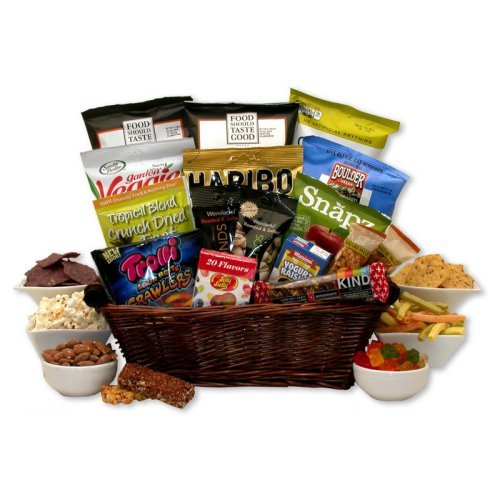 Gift Basket Drop Shipping Gluten Free Snack Gift Basket