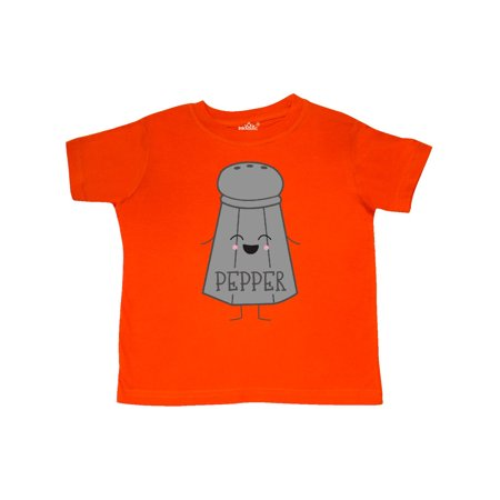 Pepper Shaker Costume Toddler T-Shirt - Pepper Costume