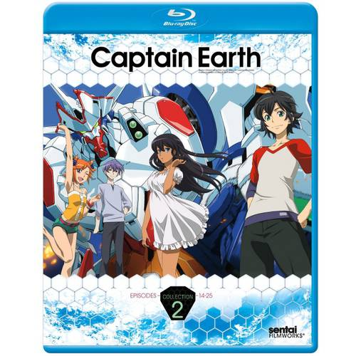 Captain Earth: Collection 2 (Blu-ray)