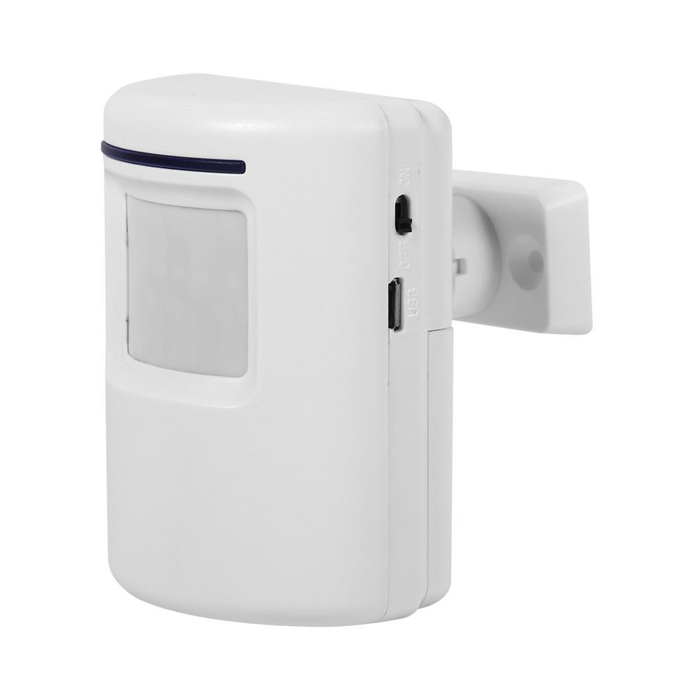 Driveway Patrol Garage Motion Sensor Wireless Alert Secure System Alarm Doorbell