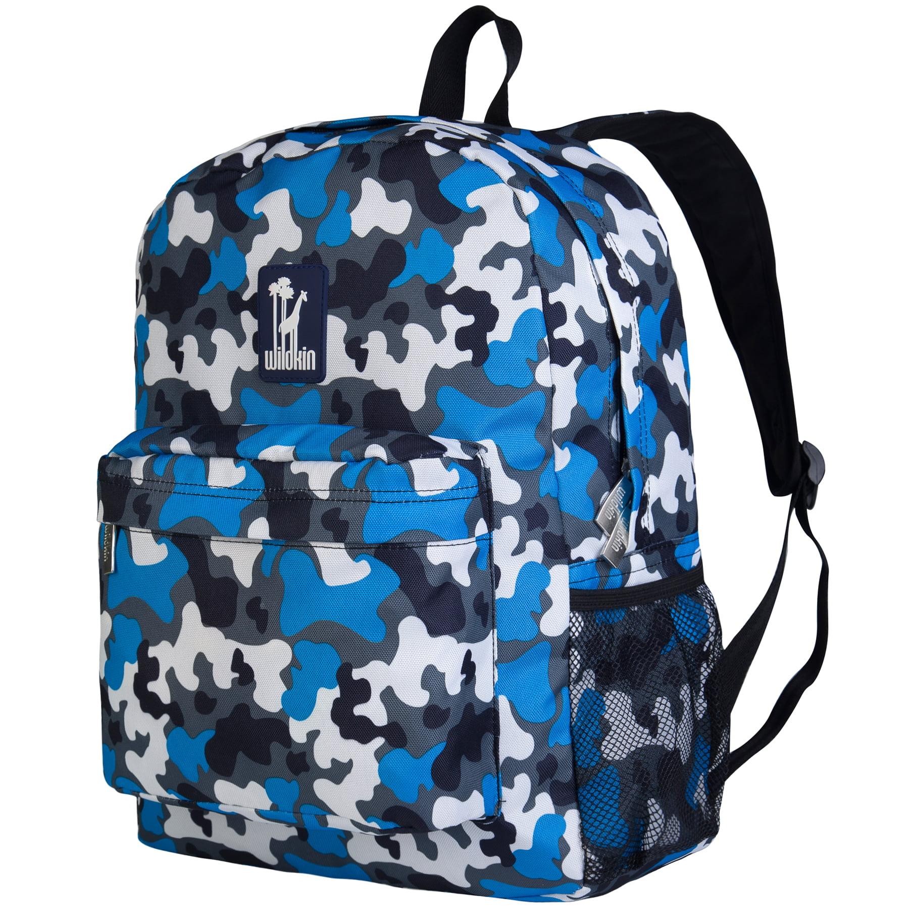Wildkin Blue Camo 16 Inch Backpack by Wildkin