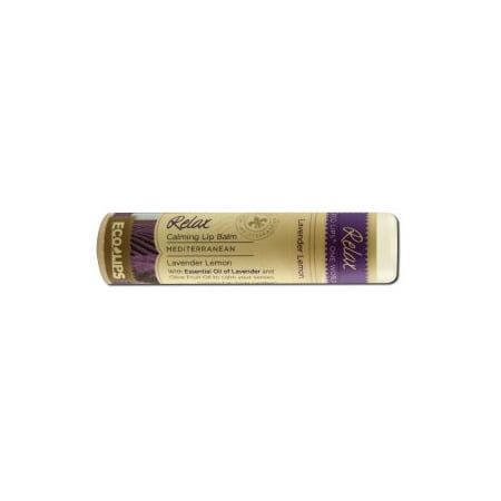 Eco Lips   One World Lip Balm  25 Oz  Relax  25 Oz