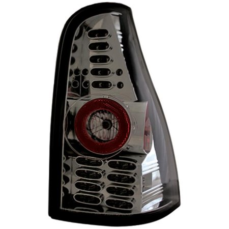 IPCW LEDT-2003CR Toyota 4Runner 2003 - 2007 Tail Lamps, LED Ruby Red - image 1 of 1