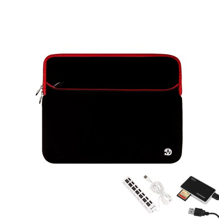 VANGODDY Universal Neoprene Sleeve for 17, 17.3 inch Laptops + 6 Feet HDMI to HDMI Cable (Convert 173 Cm In Feet And Inches)