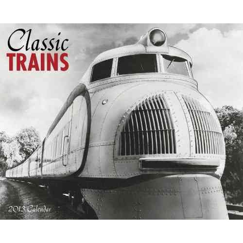 Classic Trains Calendar