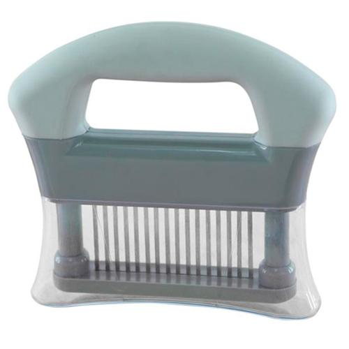 Mr. Bar-B-Q Stainless Steel 16 Blade Meat Tenderizer